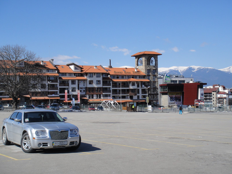 royal towers bansko