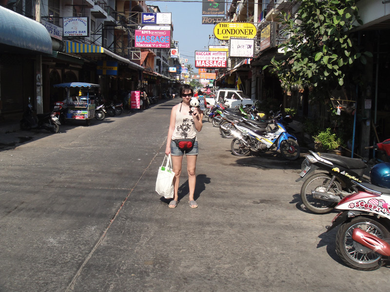 near beach road pattaya