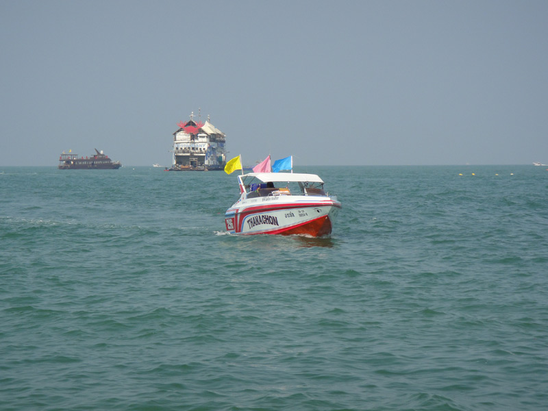 speedboat pattaya